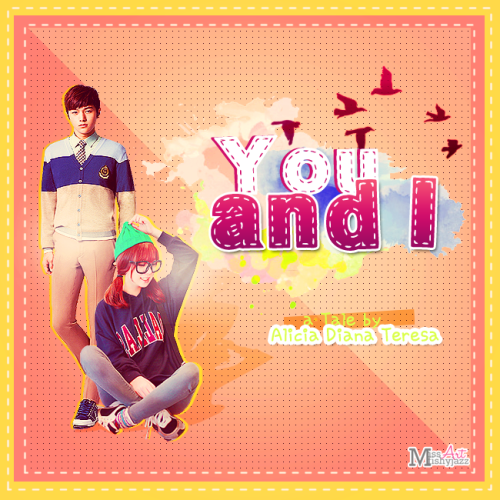 You And I by Alicia Diana Teresa Cheerful