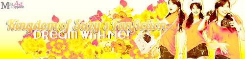 Header Kingdom of Suzy Fanfiction ver 2