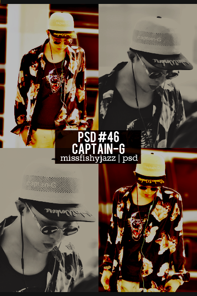 Preview Captain-G