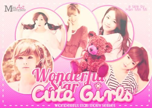Wonderful Star Cute Girls' by Han Min Mi