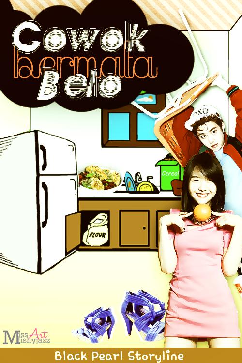 Cowok Bermata Belo by Black Pearl