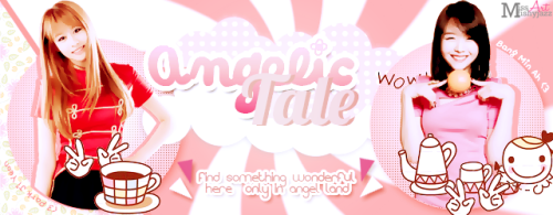 Header Angelic Tale