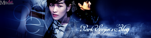 Header Park Soojin's Blag