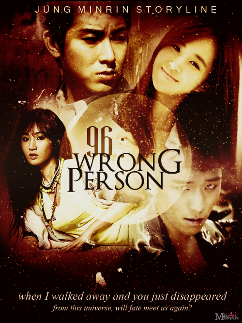 96 Wrong Person by Jung Minrin