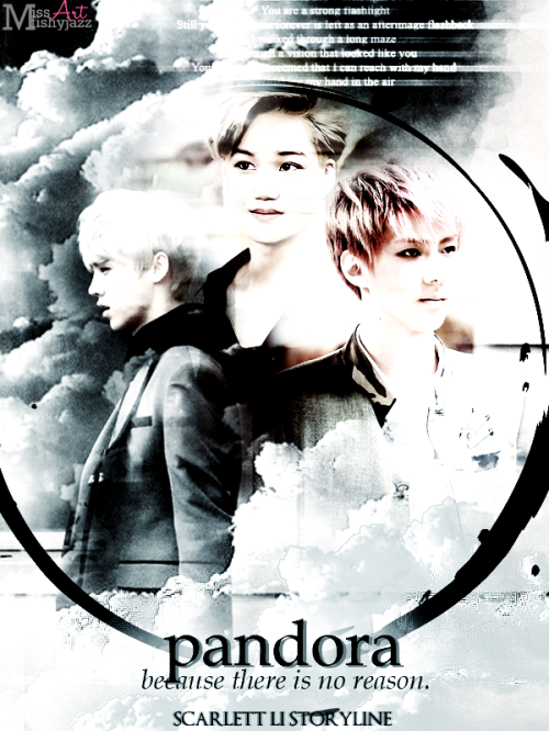 Pandora by Scarlett Li ver 1