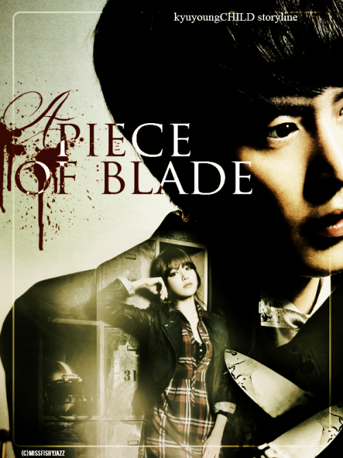 A piece of blade by KyuyoungCHILD