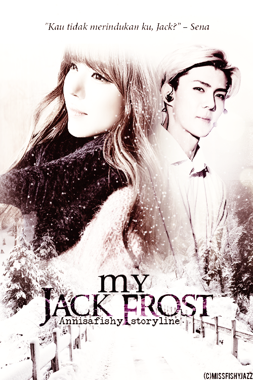 My Jack Frost by Annisafishy