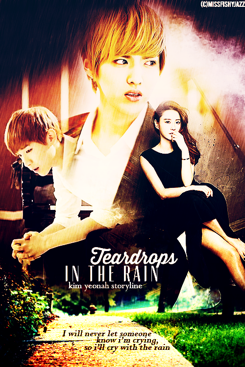 Teardrops in the Rain by Kim Yeonah