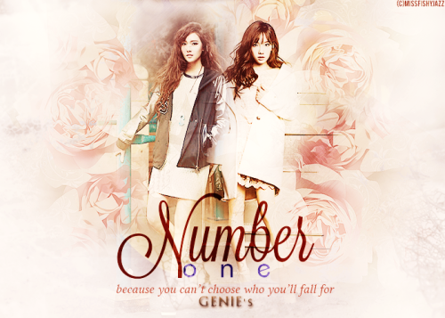 Number One by Genie1