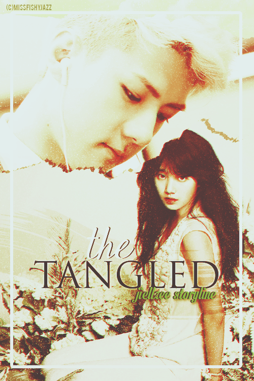 The Tangled by Jiellzee ver1