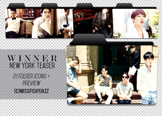 Preview WINNER NY TEASER